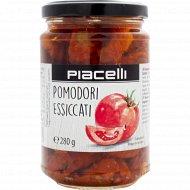 Томаты сушеные на солнце «Piacelli» в подсолнечном масле, 280 г.