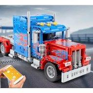 Конструктор «Mould king» Truck Peterbilt 389 Optimus Prime, 15001