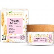 Матирующий крем «Bielenda» пшеница, овёс, рисовое молоко, 50 мл.