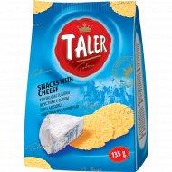 Хрустики «Taler» с сыром, 135 г.