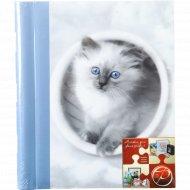 Фотоальбом магнитный «K.Kimberlin: котята» 23x28 см, 20 листов.