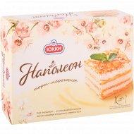 Мороженое-торт «Юкки» Наполеон 700 г.