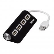 USB-хаб «Hama» 12177, USB4, 2.0.