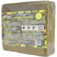 Кокосовый торф в блоках, 5 кг.