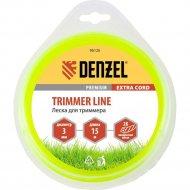 Леска для триммера «Denzel» Extra Cord, 96126