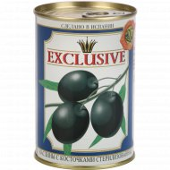 Маслины «Exclusive» 390 г.
