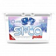 Капсулы для стирки «Pods» для цветного и белого белья, 12 шт.