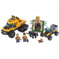 Конструктор «Lepin» Cities Jungle Halftrack Mission, 02064