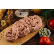 Полуфабрикат «Фарш куриный» замороженный, 1 кг.