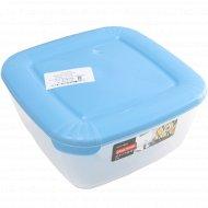 Емкость для хранения пищевых продуктов «Polar» квадратная, 1.5л.