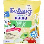 Молочная каша «Беллакт» тыквенно-яблочно-рисовая 35 г.
