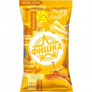 Гренки «Фишка» со вкусом сыра гауда, 60 г.
