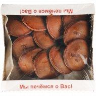 Оладьи «Панкейк» с начинкой с банановым вкусом, 500 г.