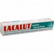Зубная паста «Lacalut»Extra sensitive, 50 мл.