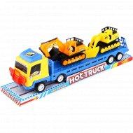 Инерционная игрушка «Трейлер» 100515.