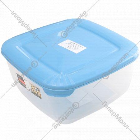 Емкость для хранения пищевых продуктов «Polar» квадратная, 2.5л.