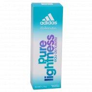 Женская туалетная вода «Adidas» Pure Lightness 50 мл