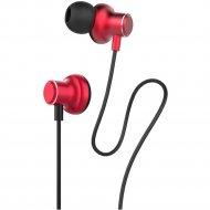 Наушники с микрофоном «Hoco» M44 Red.