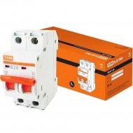 Автоматический выключатель «TDM» SQ0206-0027