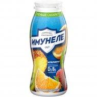 Напиток кисломолочный «Имунеле Нео» 1.2%, мультифрукт, 100 г.
