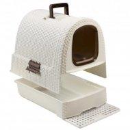 Туалет для кошек «Curver» cat litter box, 198849, 51x 38,5 x 40 см