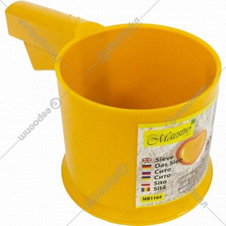 Сито для муки 22х10х9.3 см.