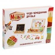 Игрушка деревянная «Mapacha» чудо-чемодан, 76643.