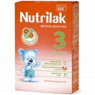 Напиток молочный сухой «Nutrilak 3» 350 г.
