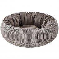 Лежанка «Curver» knit cosy pet bed, 229319 54х54х20,2 см