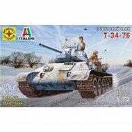 Сборная модель «Моделист» Танк Т-34-76, 307201