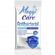 Влажные салфетки «Meggi Care» антибактериальные, 40 шт.