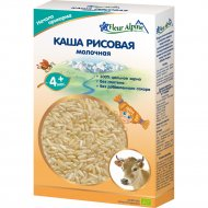 Каша молочная «Fleur Alpine» рисовая, 200 г.
