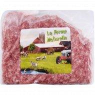 Фарш из баранины «Домашний» замороженный, 1 кг, фасовка 1-1.1 кг