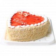 Торт «Клубничное лакомство» 900 г.