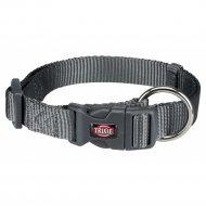 Ошейник для собак «Premium Collar» 45смх15мм, графит.