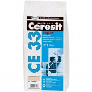 Фуга «Ceresit» СЕ 33, серая, 2 кг