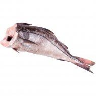 Рыба «Пикша атлантическая» тушка с круглым срезом, 1 кг, фасовка 1-1.1 кг