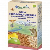 Каша молочная «Fleur Alpine» Organic пшенично-овсяная, 200 г.