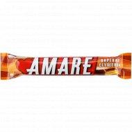 Конфета вафельная «Amare» вареная сгущенка, в молочном шоколаде, 45 г.