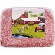 Фарш из свинины «Аппетитный» замороженный, 1 кг, фасовка 1-1.1 кг