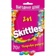 Драже «Skittles» 2 в 1, 70 г