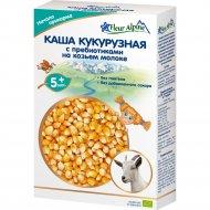 Каша кукурузная «Fleur Alpine» с пребиотиками на козьем молоке, 200 г.