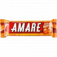 Шоколад молочный «Amare» со вкусом вареной сгущенки, 25 г.