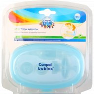 Аспиратор «Canpol babies» для носа.