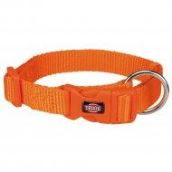 Ошейник для собак «Premium Collar» 45смх15мм, папайя.