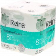 Туалетная бумага «Reina» Classic, рулонная, 8 шт