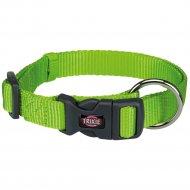 Ошейник для собак «Premium Collar» 45смх15мм, яблоко.