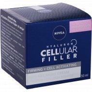 Крем ночный «Nivea» hyaluron cellular filler, 50 мл