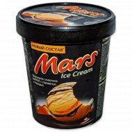 Мороженое сливочное «Mars» с карамелью и глазурью, 300 г