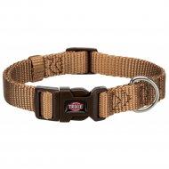 Ошейник для собак «Premium Collar» 35смх10мм, карамель.